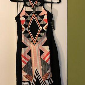 Express Geometric Dress